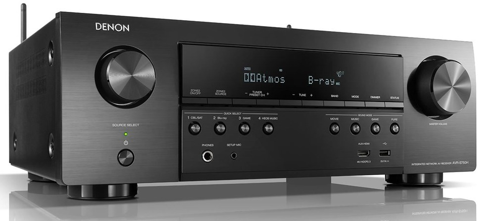 receiver for Dolby Atmos